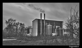District heating plant | by lingundus