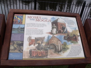 Minster Pool, Lichfield - Moses and the Moggs | by ell brown