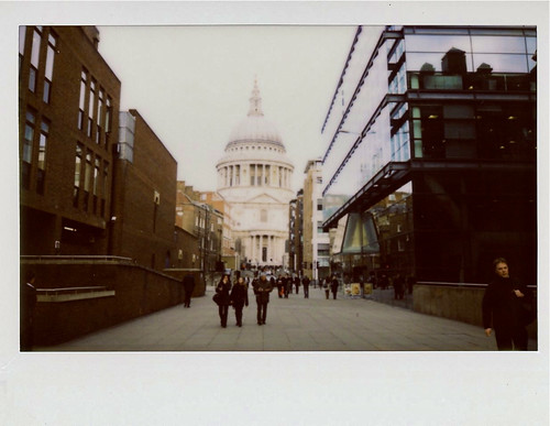 St Paul's Cathedral / Fuji Instax 210 | by ho_hokus