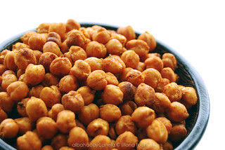 Roasted Chickpeas | by Akane86
