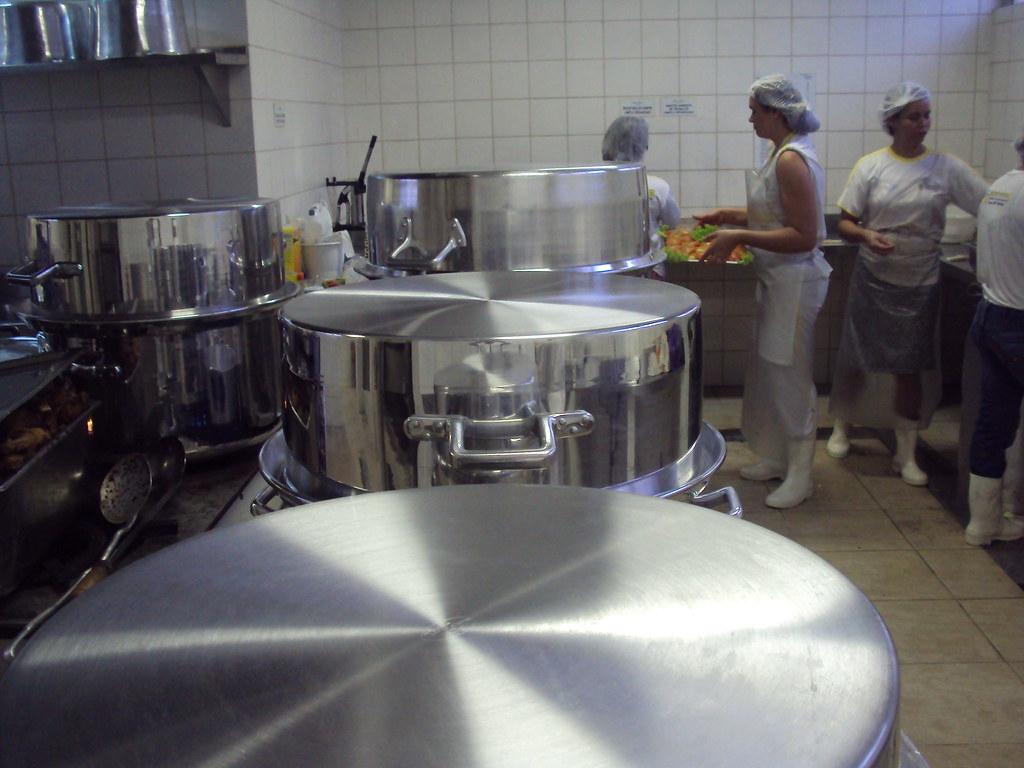 Cozinha Industrial Golden Business Com E Representa Es Carrijo
