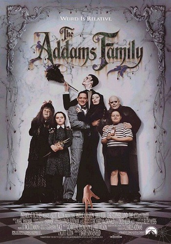"12.3.11 - ""The Addams Family"" 