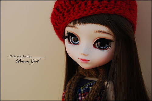 ~ Custom Pullip Suiseiseki for Lilou ~ | by -Poison Girl-