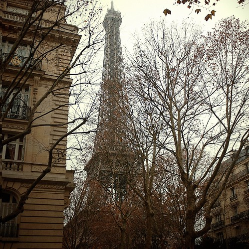 _ Paris in autumn _ | by *Louise**