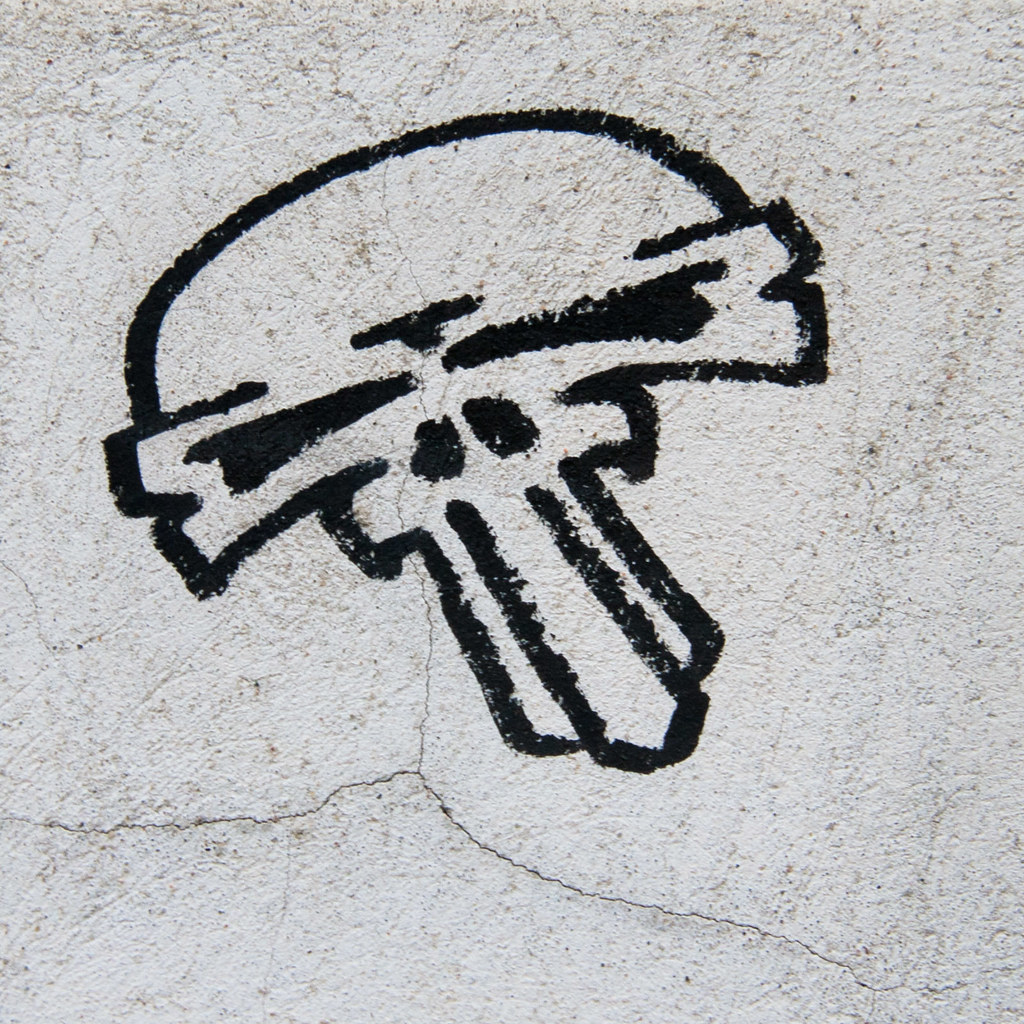 Skull graffiti by elrina753 skull graffiti by elrina753