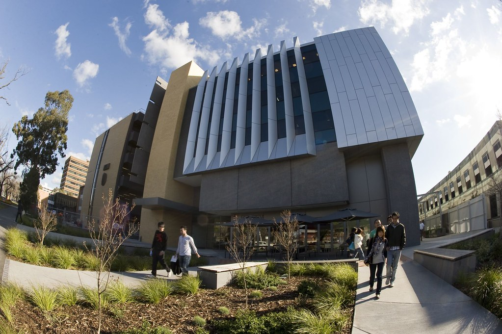 monash university parkville campus