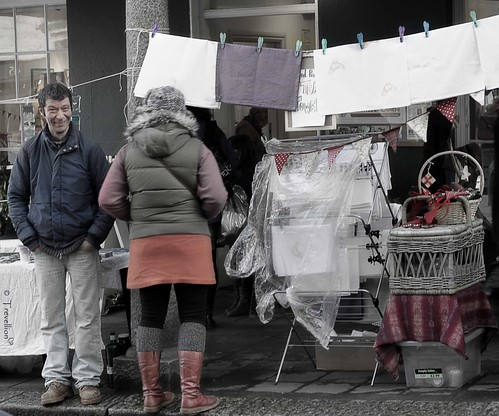 Street Traders | by Trevellion