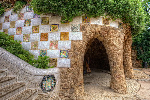 Park – Parque Güell, Barcelona (Spain), HDR | by marcp_dmoz