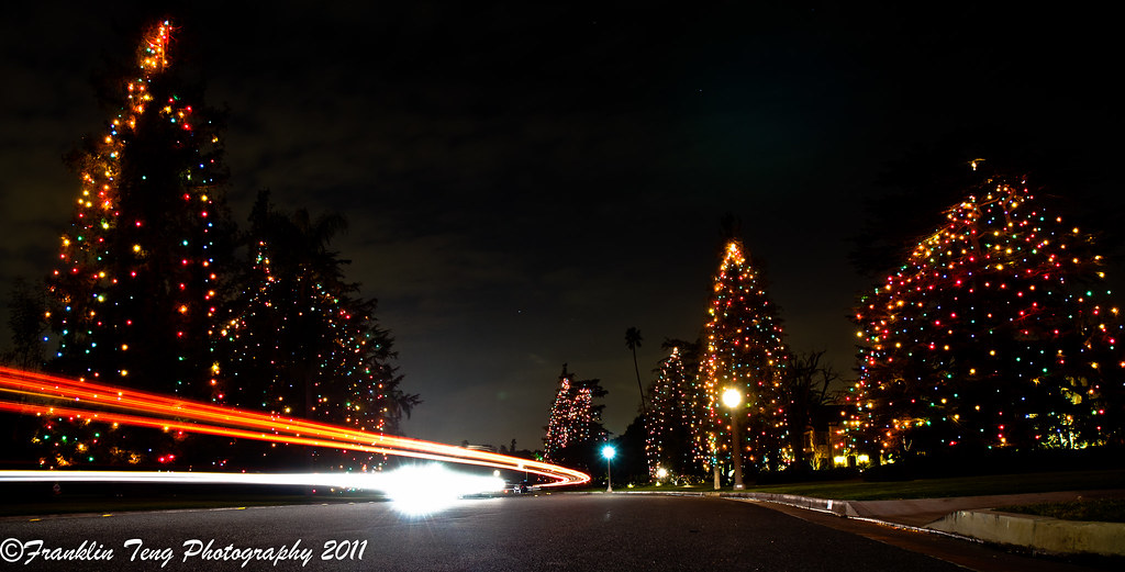 ... Christmas 2011- Light trails running through San Marino (St Albans  Road) | by - Christmas 2011- Light Trails Running Through San Marino (S… Flickr