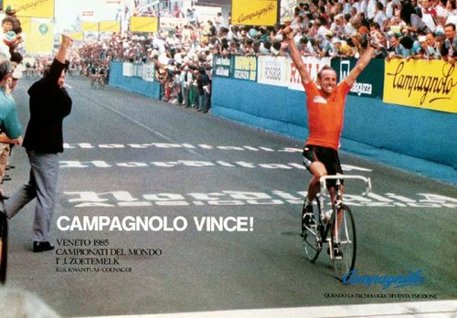 Campagnolo Vince! | by Competitive Cyclist Photos