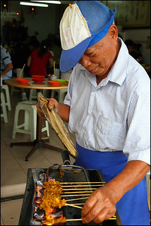 uncle-satay | by vkeong