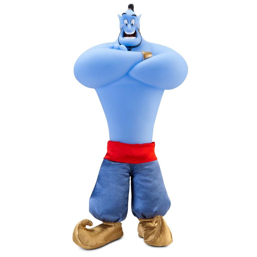 Aladdin Genie Doll