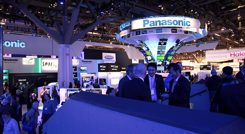 Panasonic Booth | by Moving Brands®