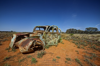 Outback Wreck | by Firefly Photos Australia