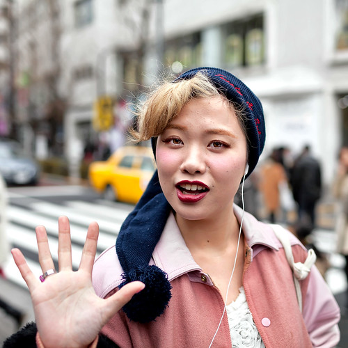 Harajuku Retro Style | by tokyofashion