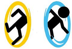 Portal Tattoo Design Version 3 Shatteredsymphony Flickr