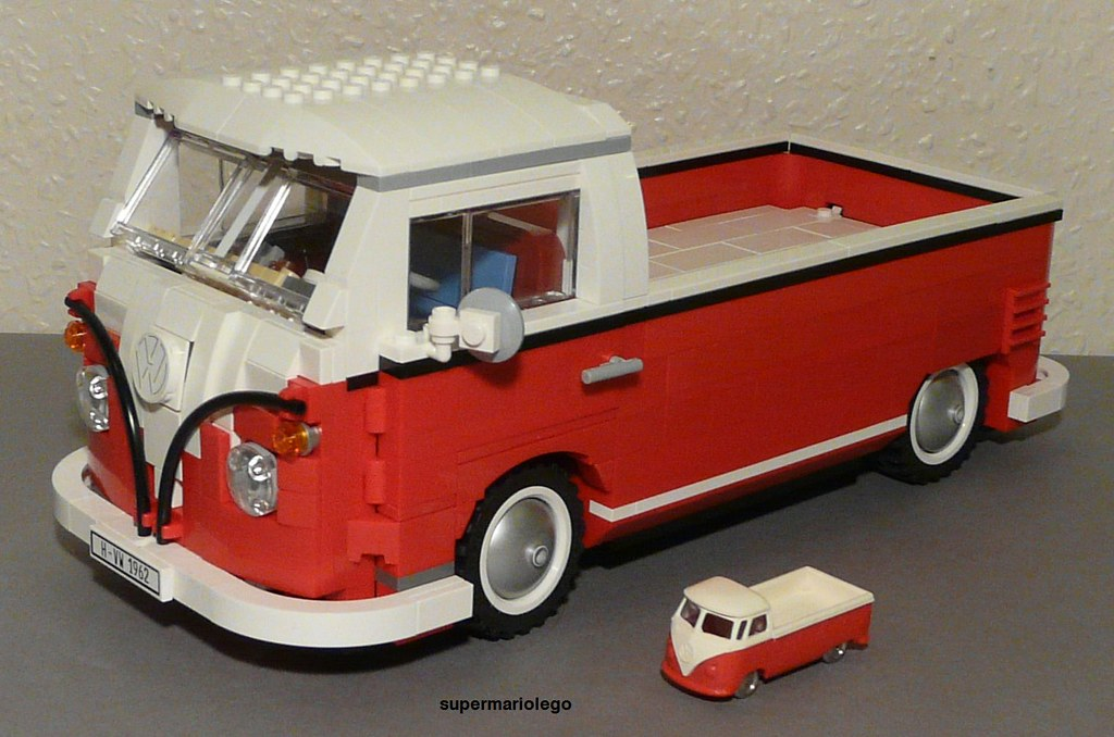 volk wagon lego 10220 volkswagen t1 camper van. Black Bedroom Furniture Sets. Home Design Ideas