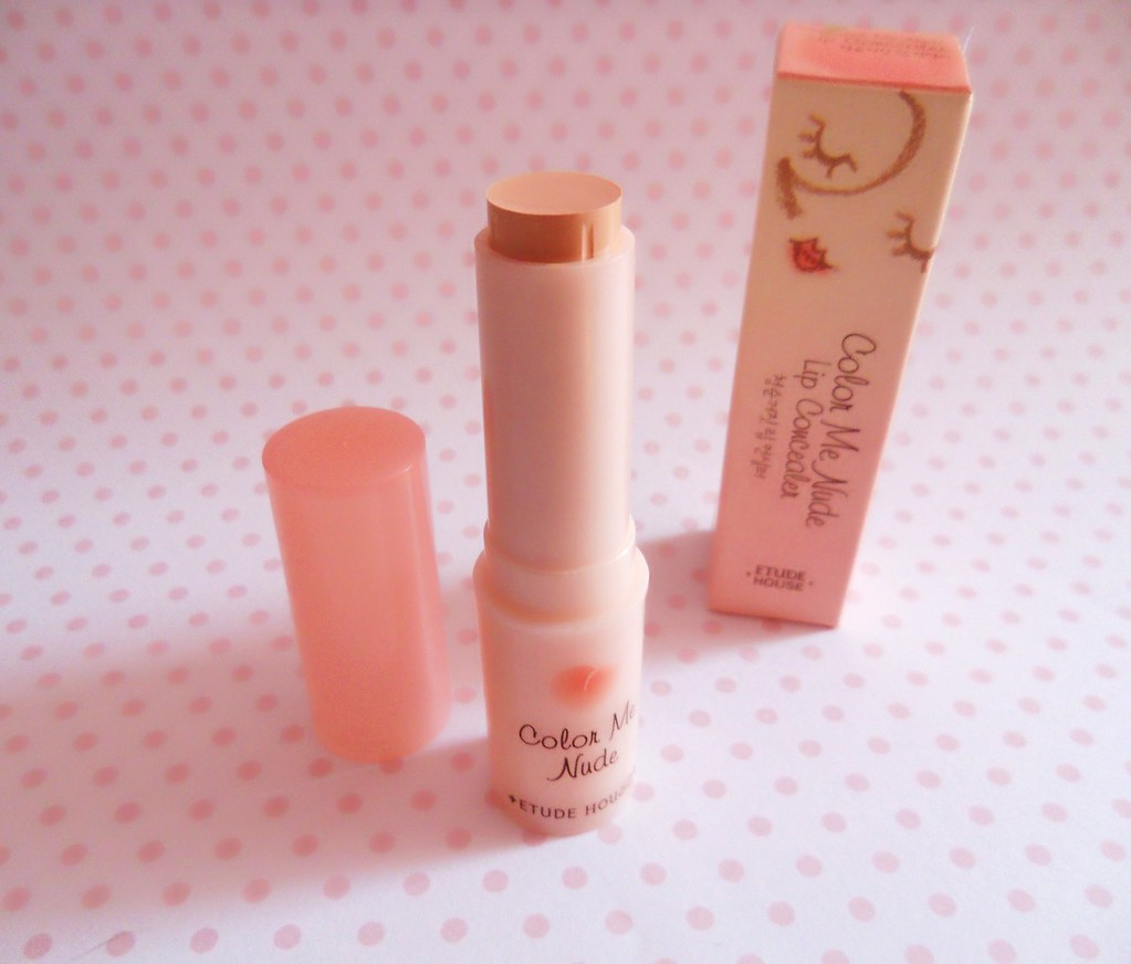 Etude House Color Me Nude Lip Concealer | ihave3fish | Flickr