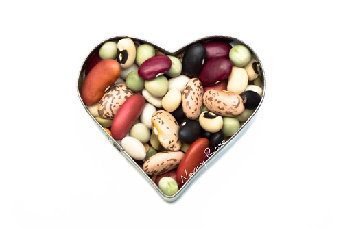 Beans, beans, they're good for your heart... | by Nancy Rose
