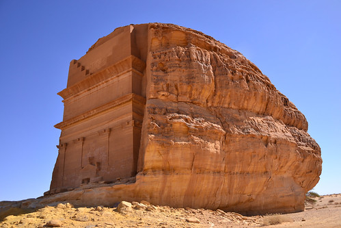 Madain Saleh | by SammySix