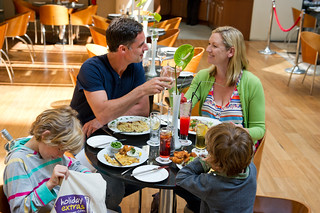 Family meal at the hotel | by Holidayextras