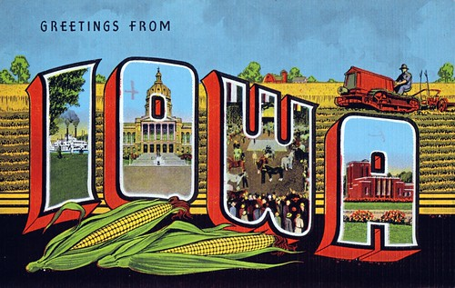Greetings from Iowa | by dbostrom