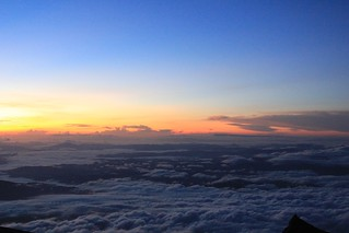 Sunrise at Mount Kinabalu | by -Fergus-