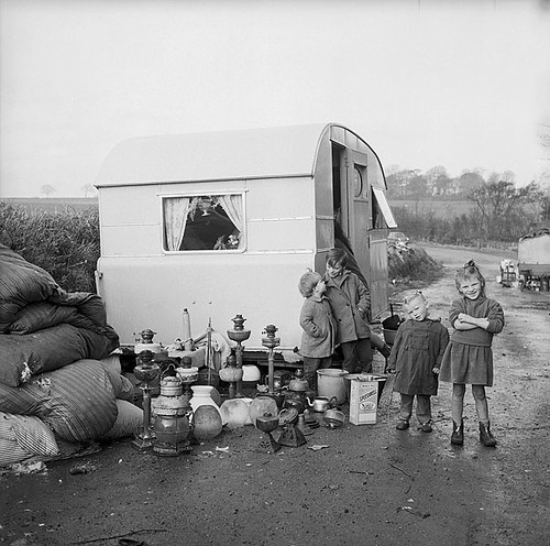 Irish gypsies in Anglesey | by LlGC ~ NLW