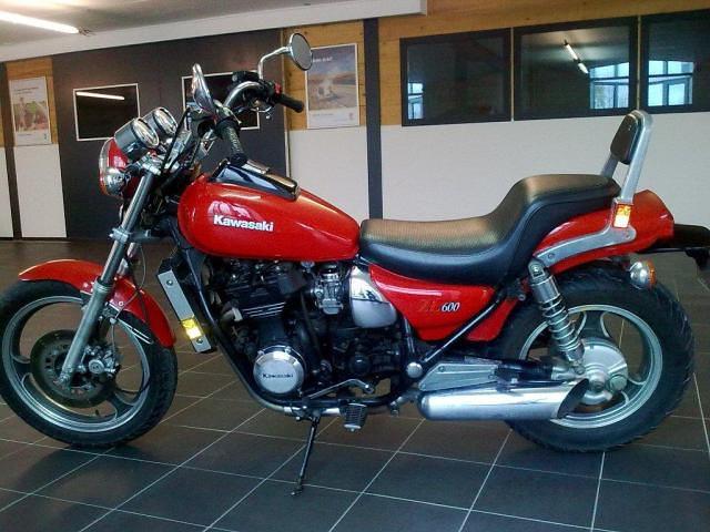 1986 Kawasaki Chopper