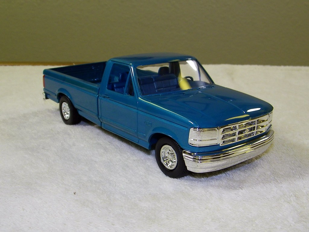 Ford F  Pickup Truck Promo Model Car By Coconv