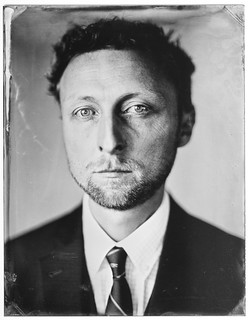 Tintype from Photobooth SF | by morozgrafix