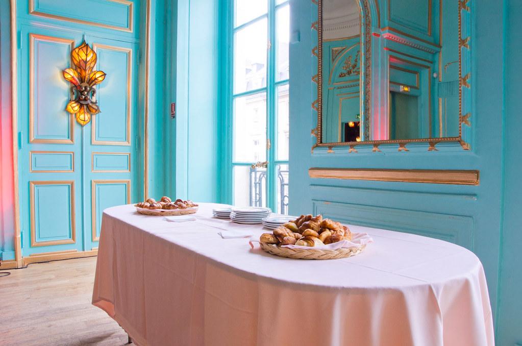 Le salon bleu - Maxim\'s | Paris 8ème Et si on se promenait..… | Flickr