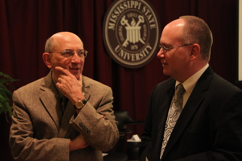 Marszalek and Lowe at Collins Series | by msulibrary1
