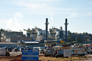 Ameresco Biomass Cogeneration Facility at SRS | by Savannah River Site