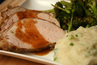 herb roasted pork loin 6 | by crumblycookie