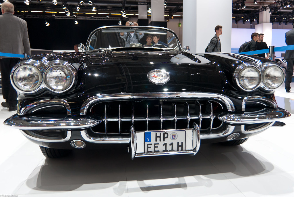 1960 Chevrolet Corvette C1 72150 Another Attraction At T Flickr