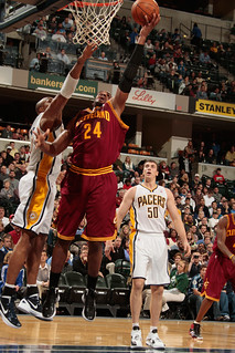 Samardo Shoots | by Cavs History