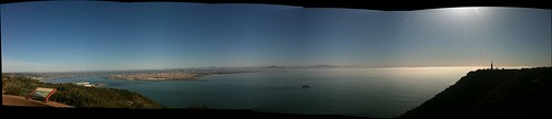 Stitched Panoramic: From Cabrillo National Monument | by yougrowgirl