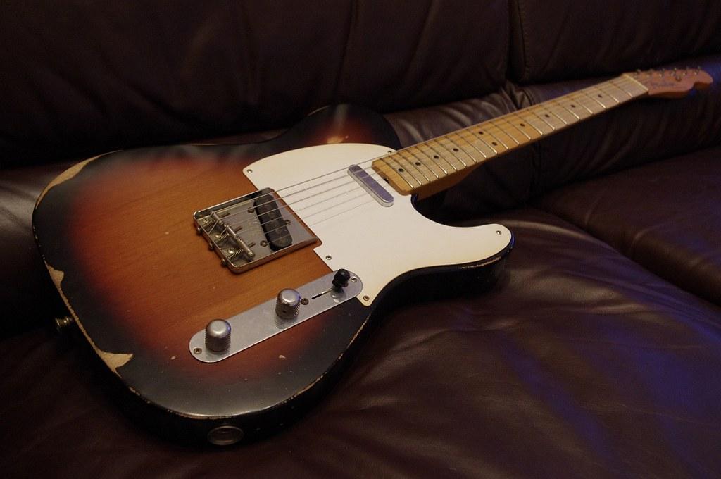 Vine Fender F 15 Acoustic Guitar 1970 S