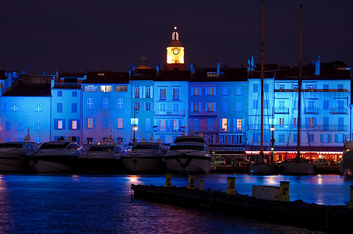 St Tropez in blue | by safran83