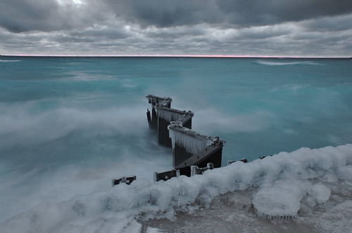 Cold Lake Michigan | by GLASman1