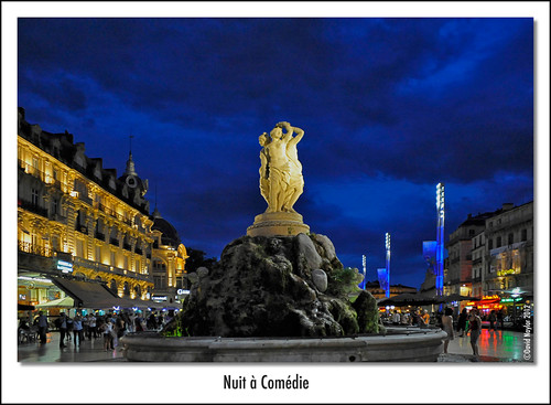 Nuit à Comédie | by Lock Stock and Travel