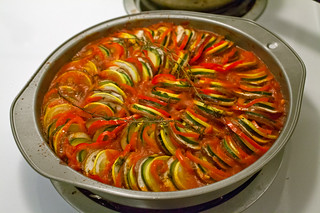 Baked ratatouille | by digiteyes