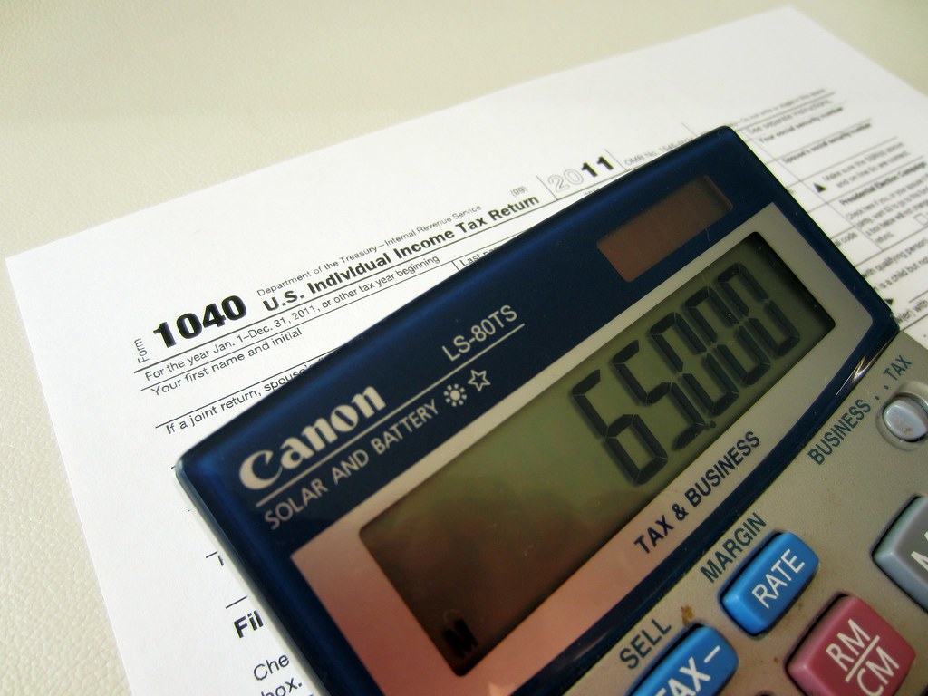 Image result for tax calculation flickr