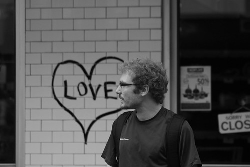 Love in Bondi | by scroobious_pip