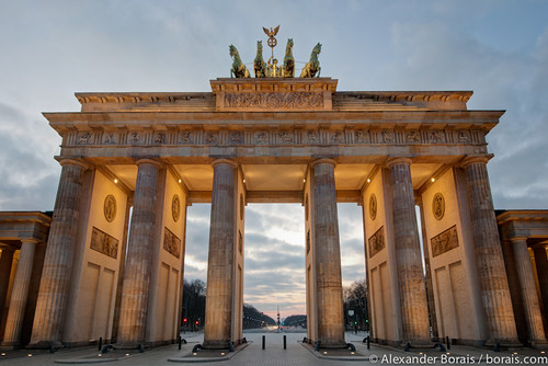 Brandenburger Tor | by © www.borais.com