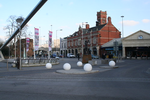 Whittle arch - 3 February 2012 | by Coventry City Council