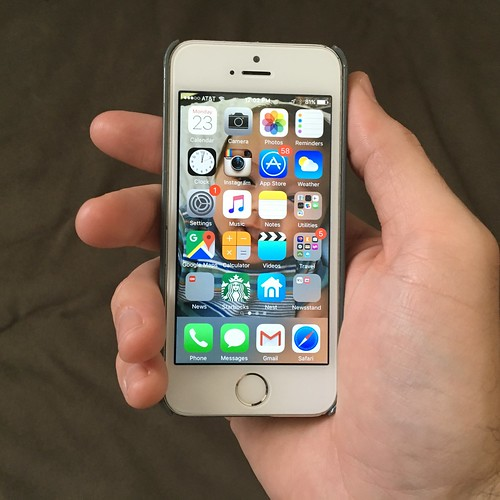 white iphone | by TheTruthAbout