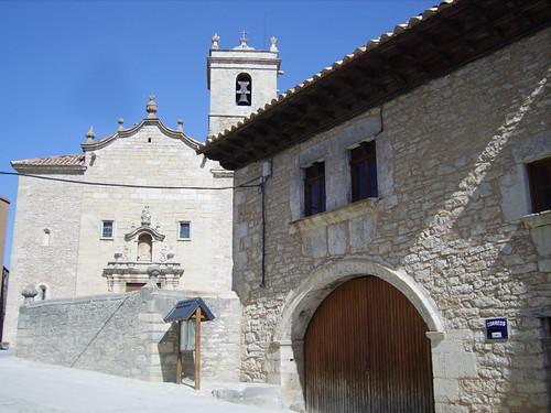Ayuntamiento e iglesia castellfort castell n interior flickr for Turismo interior castellon