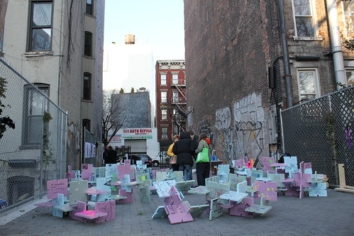 First Street Green Holiday Wrap Up | by BMW Guggenheim Lab